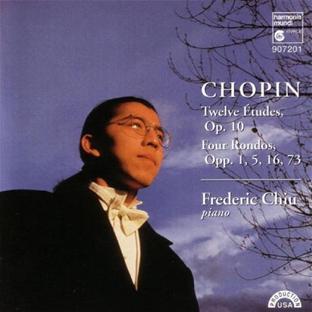 Etudes Op 10;Rondos Op 1,5,16&73