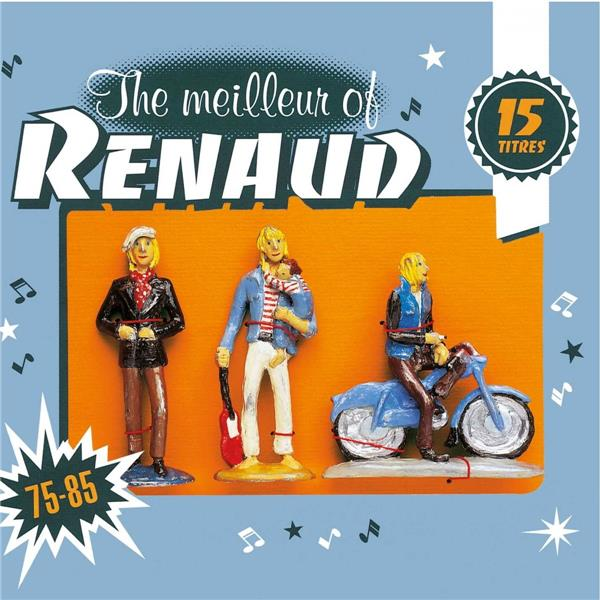 The Meilleur Of Renaud 1975/1985