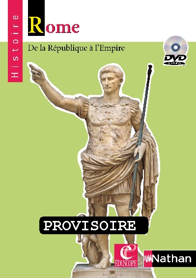 Dvd Rome De Republique A Empir