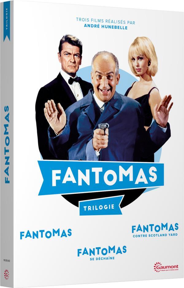 Fantomas - Le coffret