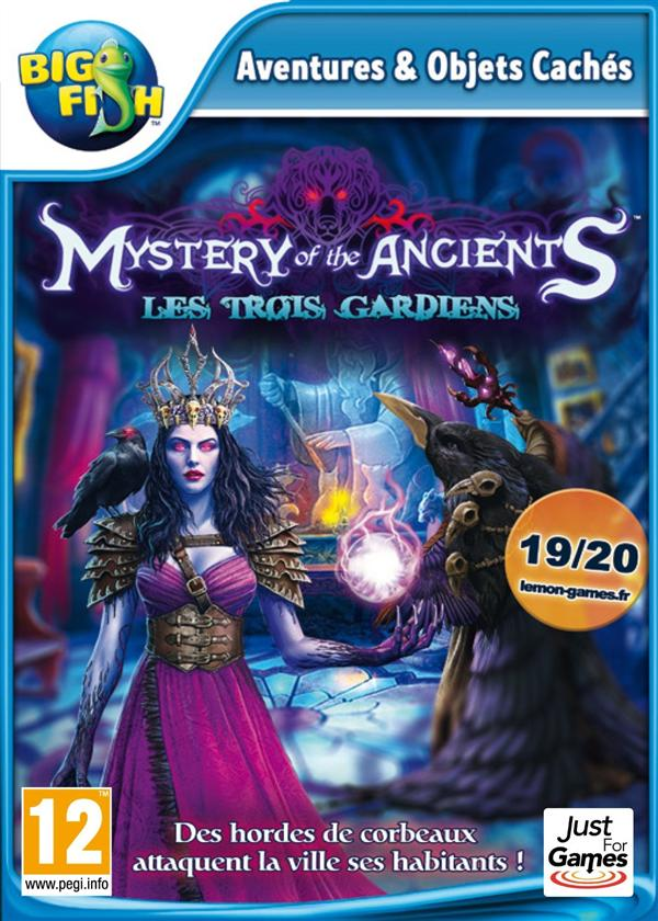 mystery of the ancients: les 3 gardiens
