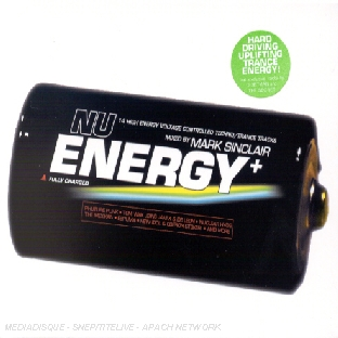 Nu Energy (14 High Energy Voltage Controlled Techno...Mixed By Mark Sinclair)