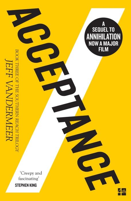 ACCEPTANCE - THE SOUTHERN REACH TRILOGY: BOOK 3