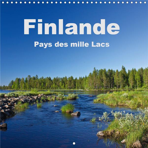 Finlande ; pays des mille lacs (édition 2020)