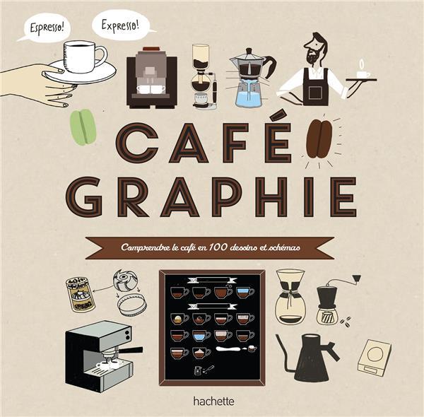 Cafégraphie ; comprendre le café en 100 dessins et schémas