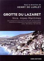 Grotte du Lazaret : Nice, Alpes-maritimes