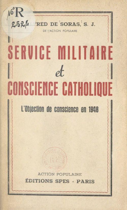 Service militaire et conscience catholique