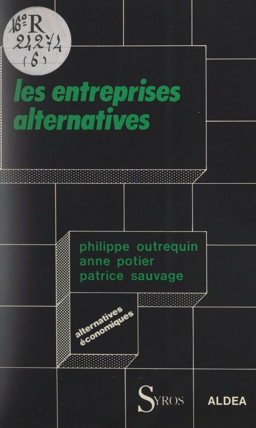 Les entreprises alternatives