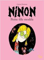Couverture de Ninon, Petite Fille Modele