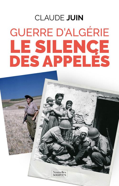 Guerre d'Algérie ; le silence des appelés