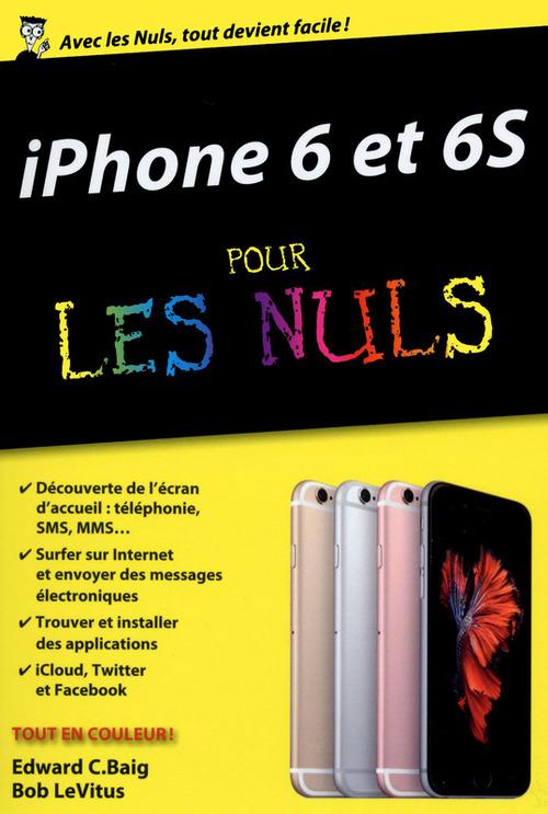 IPhone 6 et 6S pour les nuls