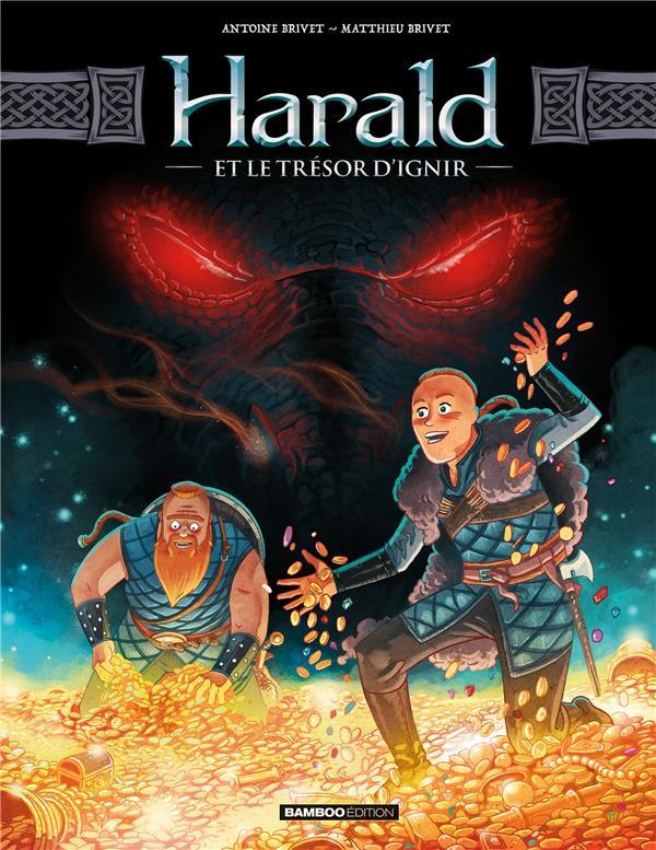 Harald et le trésor d'Ignir T.1