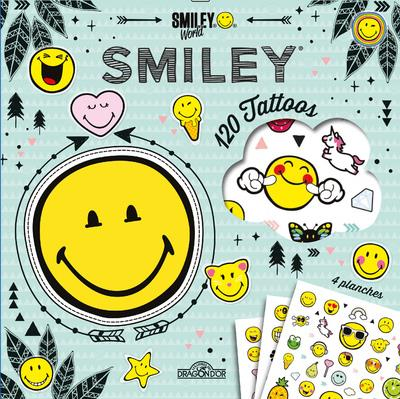 Smiley ; 120 tattoos