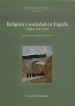 Vente Livre Numérique : Religión y sociedad en España (siglos XIX y XX)  - Paul Aubert