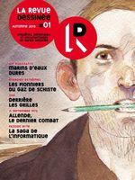 Vente Livre Numérique : La Revue Dessinée #1  - Arnaud Le Gouëfflec - David Vandermeulen - Olivier Jouvray - Sylvain Lapoix - Olivier Bras - Damien Brunon