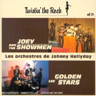 Les Orchestres De Johnny Hallyday