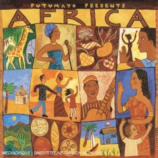 Putamayo presents : Africa