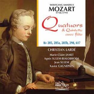 Quatuors Avec Flûte