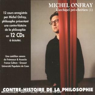 la contre-histoire de la philosophie /vol.1