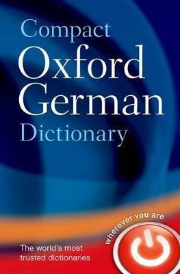 German compact dictionary - german-english, english-german