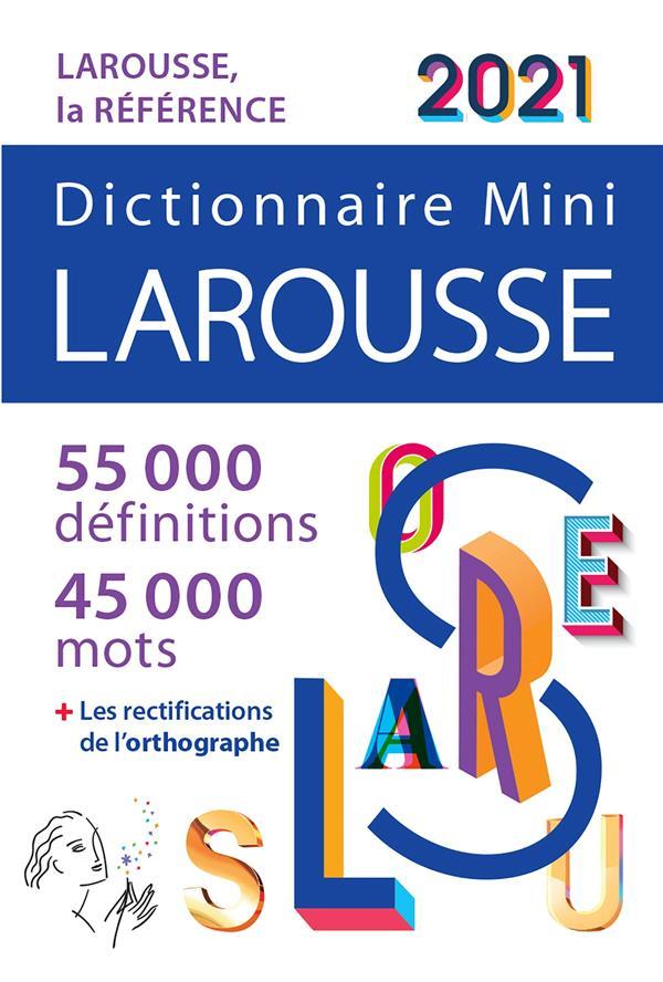 Dictionnaire Larousse mini (édition 2021)