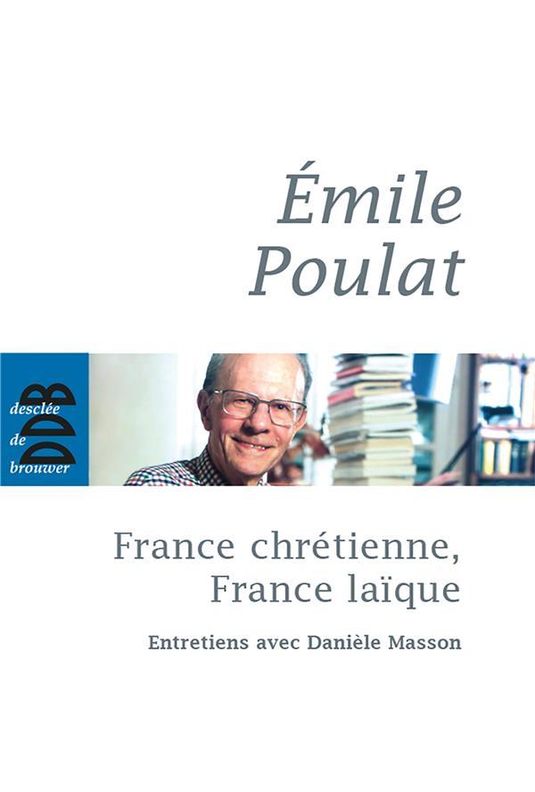 France chrétienne, France laïque