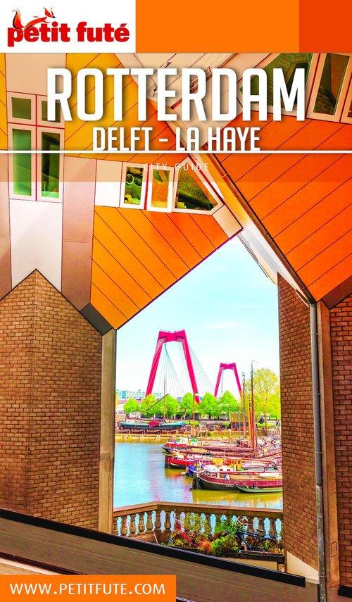 Rotterdam delft - la haye 2019 petit fute + offre num + plan