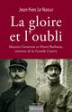 La gloire et l'oubli  - Jean-Yves Le Naour