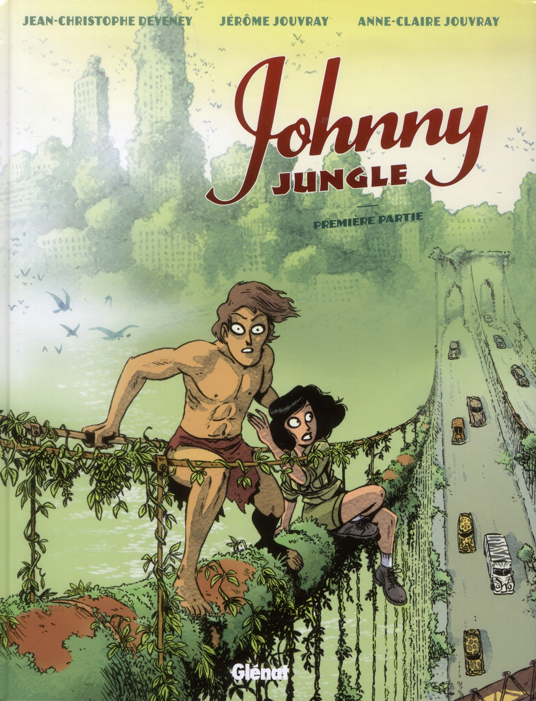 Johnny Jungle t.1
