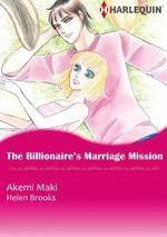 Vente EBooks : Harlequin Comics: The Billionaire's Marriage Mission  - Helen Brooks