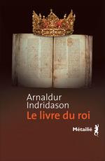 Vente Livre Numérique : Le livre du roi  - Arnaldur Indridason