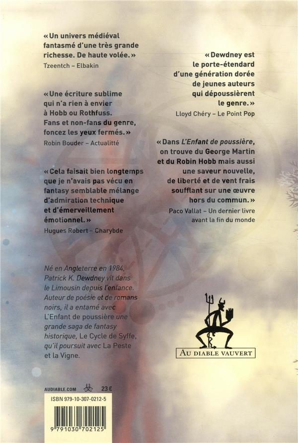 Le cycle de Syffe t.2 ; la peste et la vigne