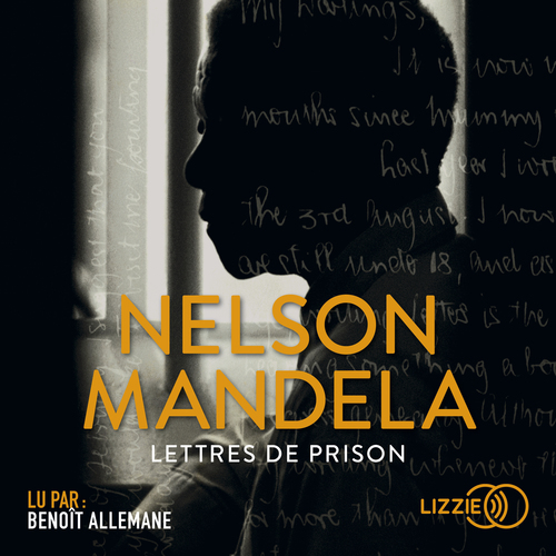 Vente AudioBook : Lettres de prison  - Nelson Mandela