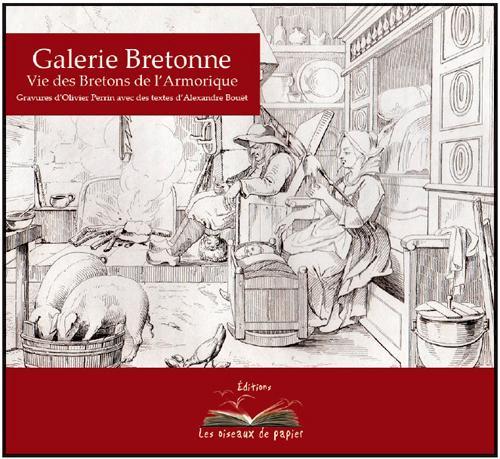 Galerie bretonne, vie des bretons de l'Armorique