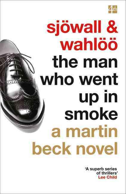 The man who went up in smoke - the martin beck series v.2