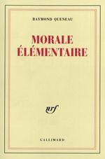 Vente EBooks : Morale élémentaire