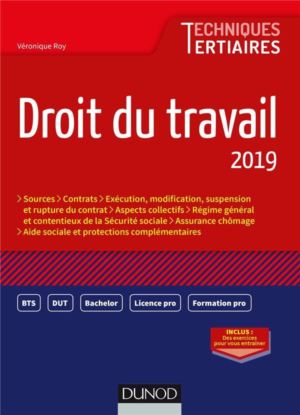 droit du travail (édition 2019)