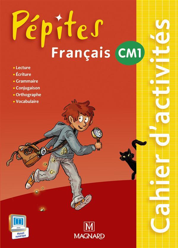 Pepites Francais Cm1 Cahier D Activites Edition 2015