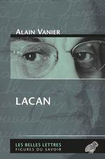 Vente EBooks : Lacan  - Alain VANIER