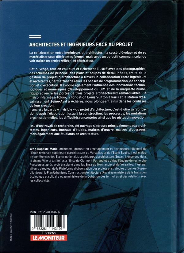 La gestion de projets d'architecture