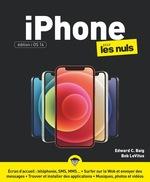 Vente Livre Numérique : IPhone ed iOS 14 pour les Nuls, grand format  - Edward C. BAIG - Bob LEVITUS