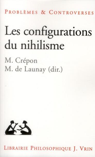 Les configurations du nihilisme