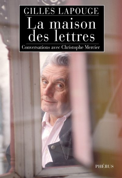 la maison des lettres ; conversations avec Christophe Mercier