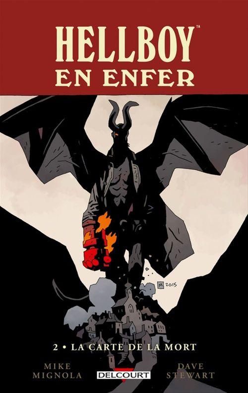 Hellboy en enfer T.2 ; la carte de la mort