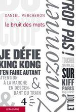 Vente EBooks : Le bruit des mots  - Daniel Percheron