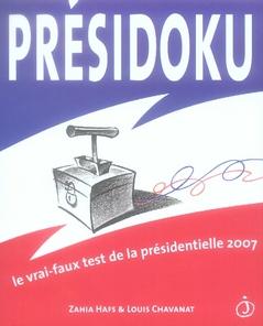 Presidoku
