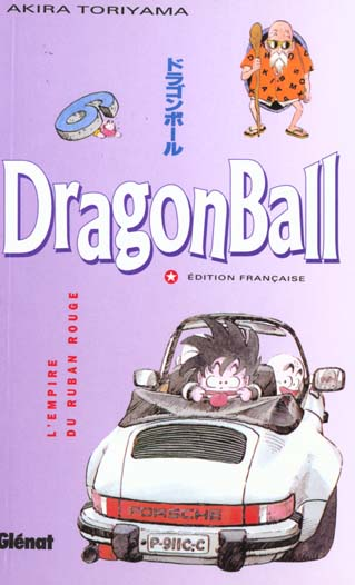 Dragon Ball T.6 ; L'Empire Du Ruban Rouge