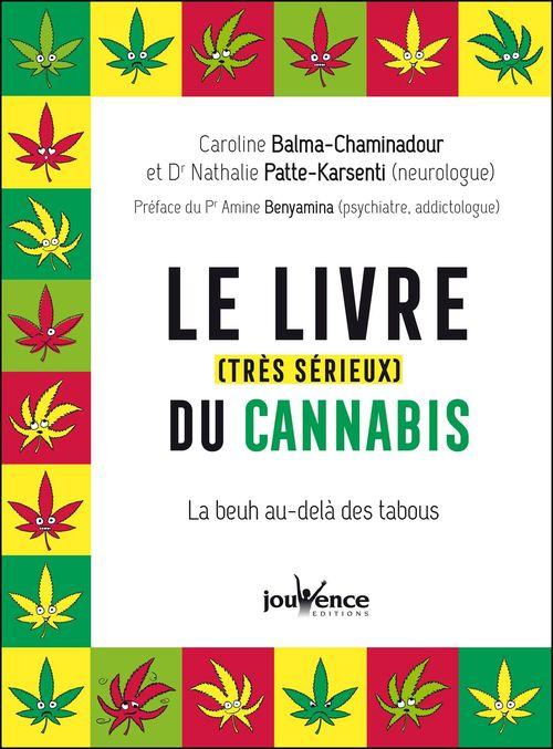 Le livre (tres sérieux) du cannabis