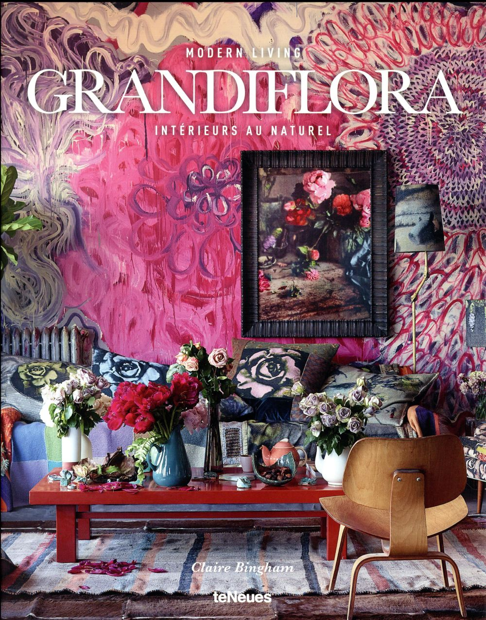 Modern living - grandiflora - living with flowers
