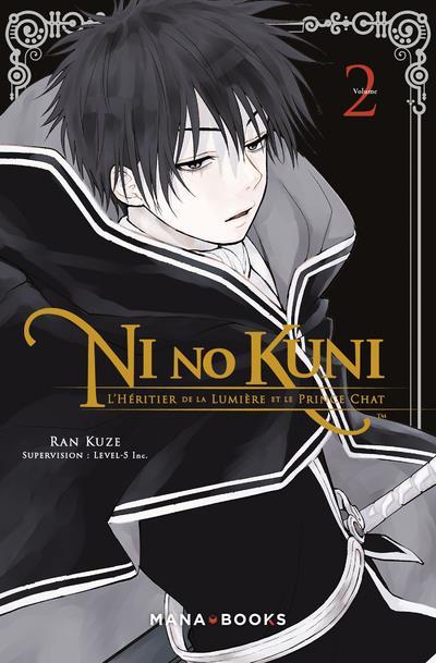 Ni no Kuni ; l'héritier de la lumière et le prince chat  T.2
